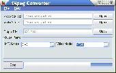 iMpeg Converter 3.9 b12 Screenshot