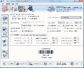 Industrial Barcode Download Screenshot