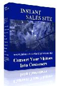 Instant Sales Site Screenshot