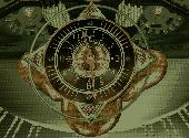 Interstellar Clock Factory 3D ScreenSaver Screenshot