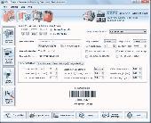 Inventory Control Barcode Label Maker Screenshot