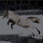 Jumping Fox Puzzle Screenshot