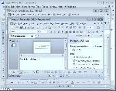 Kingsoft Office Free 2012 Screenshot