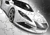 KMC Super Car Puzzle Screenshot