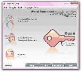 LastBit Word Password Recovery Screenshot