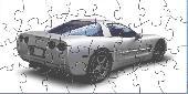 Longaberger Corvette Puzzle Screenshot