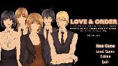 Love And Order (Mac) Screenshot