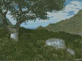 Lovely Tree ScreenSaver Screenshot