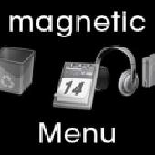 magneticMenu Screenshot