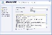 MakeVM Screenshot