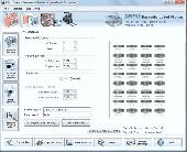 Manufacturing Industry Barcode Labels Screenshot