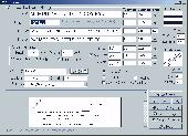 MemDB Check Printing System Screenshot