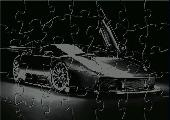 Meratol Super Car Puzzle Screenshot