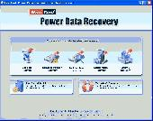 Screenshot of MiniTool Power Data Recovery Free Edition