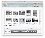 Mobile Phone File Recover for Mac Screenshot