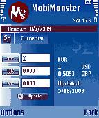 MobiMonster Currency Screenshot