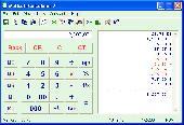 Moffsoft Calculator Screenshot