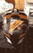 Motorcycle Helmet Puzzle Screenshot