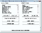 MS Access IBM DB2 Import, Export & Convert Software Screenshot