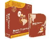 Screenshot of Music File Organizer Platinum