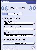 MyPublicWiFi Screenshot