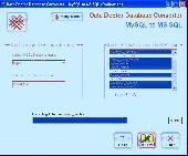 MySQL to Microsoft SQL Converter Screenshot