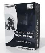 Ninja Platinum Project Manager Screenshot