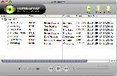 NoteBurner Mac M4P to MP3 Converter Screenshot