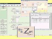 NZip Sales Software Screenshot
