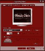 Obesity Info Screensaver Screenshot