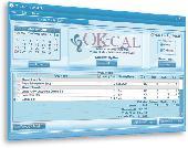 OK-Cal Weight Loss Software 4.3 Screenshot