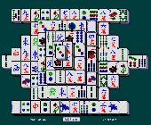 Online Mahjong Pyramid Screenshot