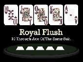 Online Poker Games - Play Poker Tutorial Screenshot