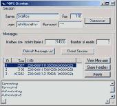 OstroSoft POP3 Component Screenshot