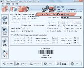 Packaging Distribution Barcode Download Screenshot