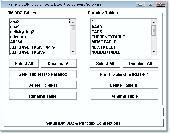 Paradox IBM DB2 Import, Export & Convert Software Screenshot