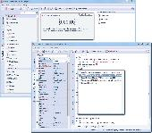 pdScript IDE Screenshot