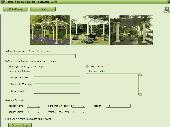 Pergola Design Banner Software Screenshot