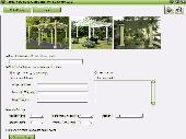 Pergola Designs Guide Banner Software Screenshot