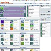 PHP Arcade Online Script Screenshot