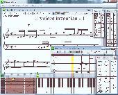 Screenshot of Pizzicato Beginner