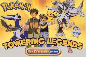 Pokemon Towering Legends Screenshot