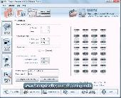 Post Office Barcode Software Screenshot