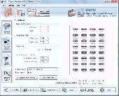 Postal Service and Banking Barcode Fonts Screenshot