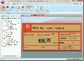 Print Layout Designer Screenshot