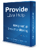 Provide Live Help Screenshot
