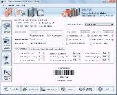 Publishing Industry Software Barcode Screenshot