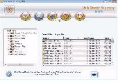 Restore NTFS Partition Data Screenshot