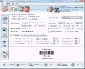 Retail Inventory Barcode Designer Screenshot