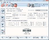 Retail Inventory Barcode Label Maker Screenshot